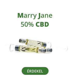 Marry Jane 50 % CBD kivonat 5 ml 5000 mg