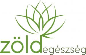 Zöldegészség logó, zold logo, logo zold egeszseg